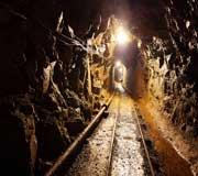 mining work