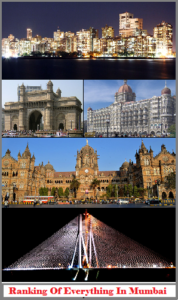 Know Ranking Of Everything In Mumbai City