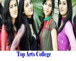 City Wise Best Arts College Ranking In India