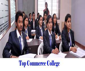 Top Commerce College Ranking In India