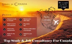 Top Overseas Education Consultancy For Canada In Kolkata