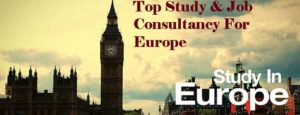 Top Overseas Education Consultancy For Europe In Surat