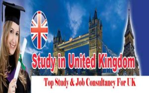 Top Overseas Education Consultancy For UK In Surat