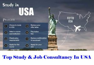 Top Overseas Education Consultancy For USA In Delhi-NCR