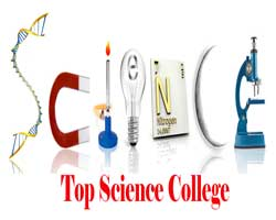 Top Science College Ranking In India