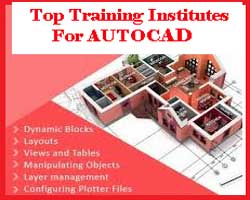 Top Training Institutes For AUTOCAD In Kolkata