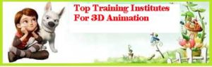 City Wise Best Training Institutes For 3D Animation In India