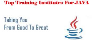 Top Training Institutes For Java In Pune