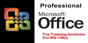 Top Training Institutes For MS Office In Gwalior