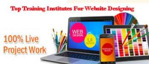 Top Training Institutes For Website Designing In Chandigarh
