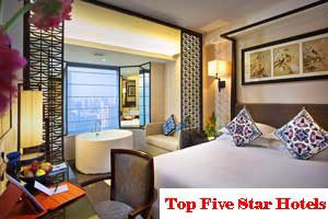 City Wise Best Five Star Hotels In India