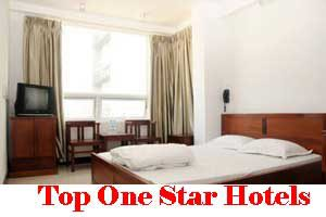 City Wise Best One Star Hotels In India