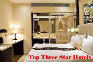 Top Three Star Hotels In Agartala