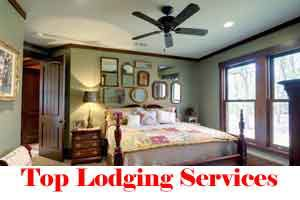City Wise Best Lodging Services In India