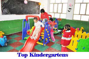 Top Kindergartens In Indore