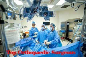 City Wise Best Orthopaedic Surgeons In India
