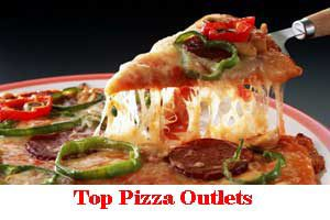 Top Pizza Outlets In Amravati