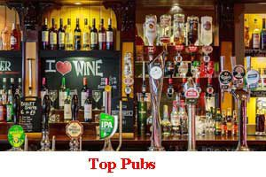 Top Pubs In Delhi-NCR