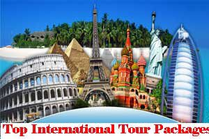 City Wise Best International Tour Packages In India