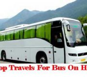 Top Travels For Bus On Hire In Mumbai