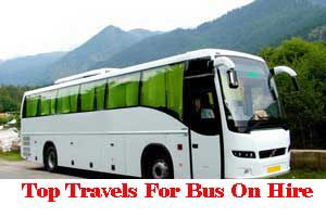 Top Travels For Bus On Hire In Bangalore