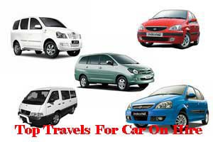 City Wise Best Travels For Car On Hire In India