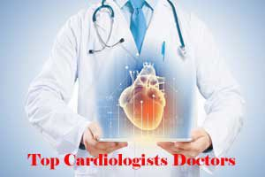Area Wise Best Cardiologists Doctors In Vadodara