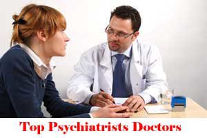 City Wise Best Psychiatrists Doctors In India