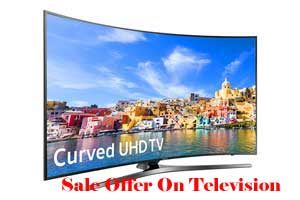 Sale Offer On Television On Flipkart