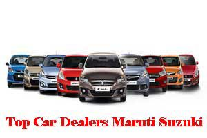 City Wise Best Car Dealers Maruti Suzuki In India