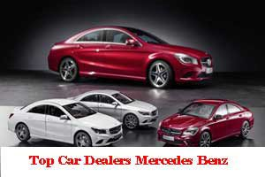 City Wise Best Car Dealers Mercedes Benz In India