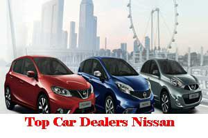 City Wise Best Car Dealers Nissan In India