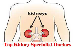 City Wise Best Kidney Specialist Doctors In India