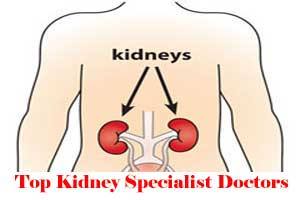 City Wise Best Kidney Specialist Doctors In India