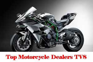 City Wise Best Motorcycle Dealers TVS In India
