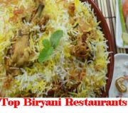 City Wise Best Biryani Restaurants In India