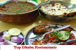 City Wise Best Dhaba Restaurants In India