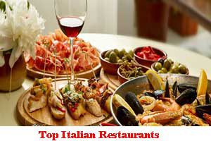 Top Italian Restaurants In Ahmednagar