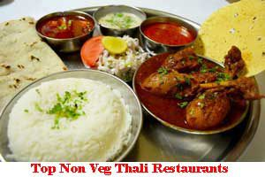 Top Non Veg Thali Restaurants In Rohini Delhi