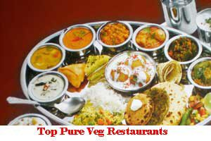 Top Pure Veg Restaurants In Bangalore