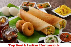 Top South Indian Restaurants In Kovalam