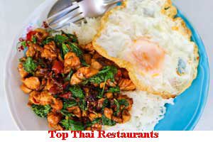 City Wise Best Thai Restaurants In India