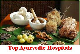 City Wise Best Ayurvedic Hospitals In India