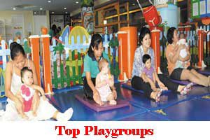 Top Playgroups In Gotri Road Vadodara