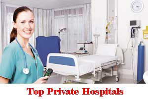 Top Private Hospitals In Kalighat Kolkata