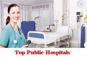 Top Public Hospitals In Delhi-NCR