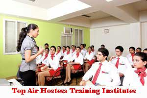 City Wise Air Hostess Training Institutes In India