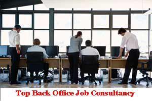 City Wise Best Back Office Job Consultancy In India