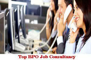 City Wise Best BPO Job Consultancy In India