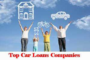 Top Car Loans Companies In Satara